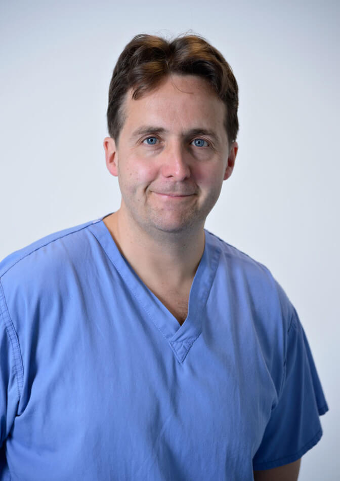 The Surgeon Peter Naughton